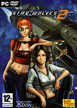 Star Wolves 2 PC Games Cover Art