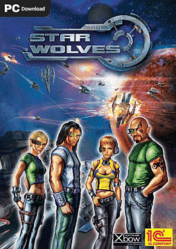 Star Wolves PC Games Cover Art