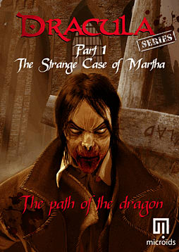 Dracula 3 Part 1 PC Cover Art