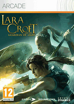 Lara Croft and the Guardian of Light PC Cover Art