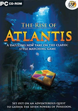 The Rise of Atlantis PC Cover Art
