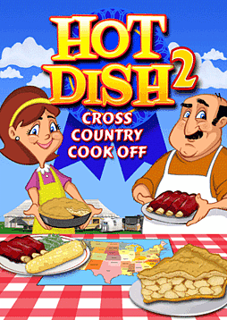 Hot Dish 2 PC Cover Art