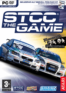 STCC the Game PC Games Cover Art