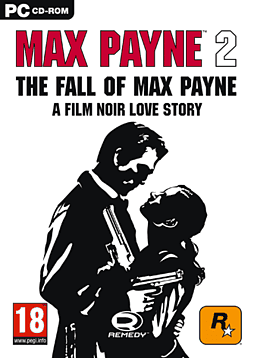 Max Payne 2: The Fall of Max Payne PC Cover Art