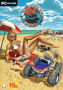 RCCars PC Games Cover Art