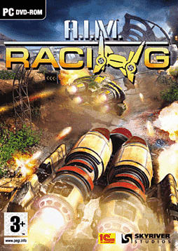 AIM Racing PC Cover Art
