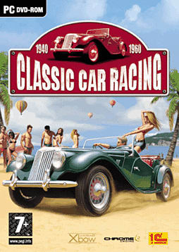 Classic Car Racing PC Cover Art