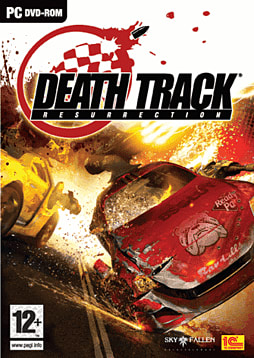 Death Track PC Cover Art