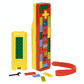 Lego Play and Build Wii Controller Accessories