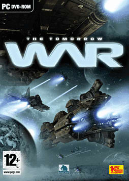 The Tomorrow War PC Cover Art