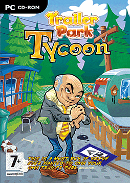 Trailer Park Tycoon PC Cover Art