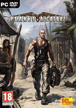 Planet Alcatraz PC Cover Art