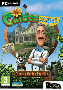 GardenScapes PC Cover Art