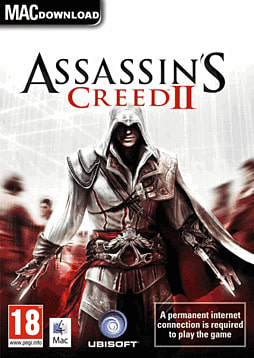 Assassin's Creed 2 (MAC) Mac Cover Art