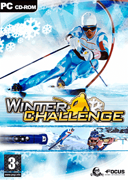 Winter Challenge PC Cover Art