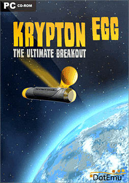 Krypton Egg PC Cover Art