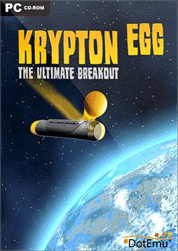 Krypton Egg PC Cover Art