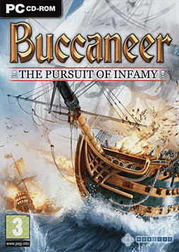 Buccaneer PC Cover Art