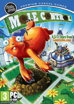 Mole Control PC Cover Art