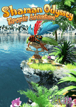 Shaman Odyssey: Tropic Adventure PC Cover Art