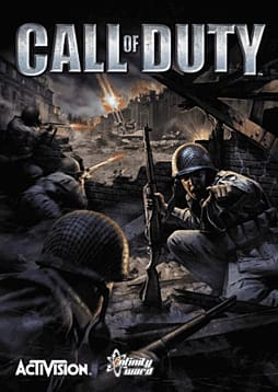 Call of Duty® PC Cover Art