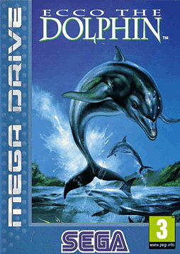 Ecco The Dolphin PC Cover Art