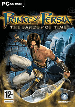 Prince of Persia: The Sands of Time PC Windows Cover Art