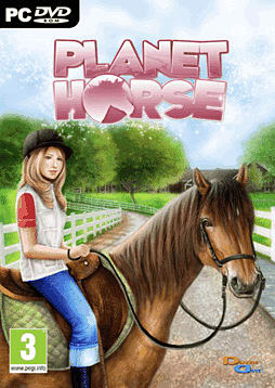 Planet Horse PC Cover Art