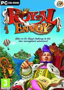 Royal Envoy PC Cover Art