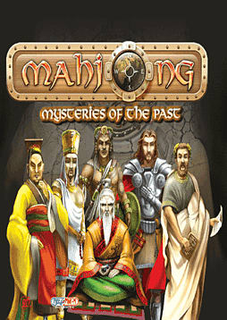 Mahjong: Mystery of the Past PC Cover Art