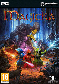 Magicka PC Cover Art