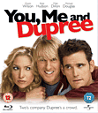 You, Me and Dupree Blu-ray
