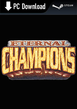 Eternal Champions PC Cover Art