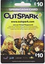 Outspark SparkCash Gift Card - £10 Gifts