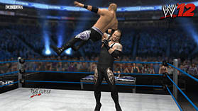 WWE 12: The Rock Edition screen shot 10