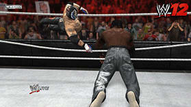 WWE 12: The Rock Edition screen shot 4