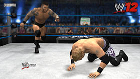 WWE 12: The Rock Edition screen shot 12
