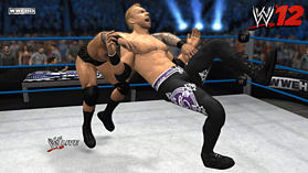 WWE 12: The Rock Edition screen shot 13