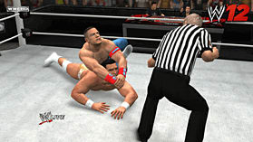 WWE 12: The Rock Edition screen shot 7