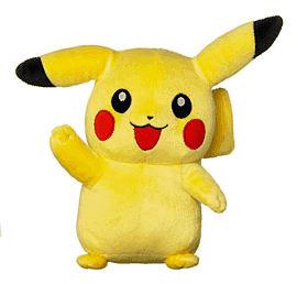Pikachu Plush 8