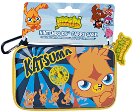 Moshi Monsters Katsuma Nintendo DS Case Accessories 