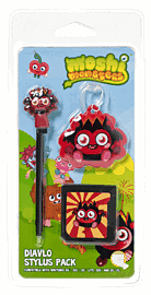 Moshi Monsters Diavlo Stylus Pack Accessories