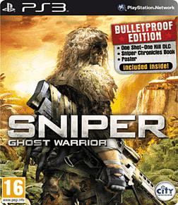 Sniper Ghost Warrior Special Edition PlayStation 3