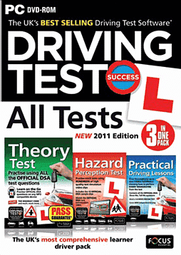 Driving Test Success All Tests 2012 Edition PC Games Cover Art