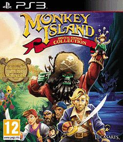 Monkey Island PlayStation 3