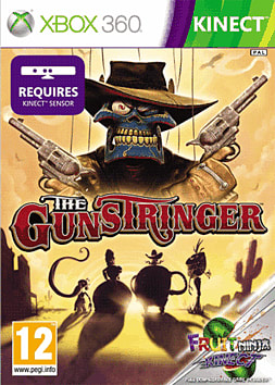 The Gunstringer Xbox 360 Kinect Cover Art