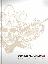 Gears of War 3 Limited Edition Official Guide Strategy Guides and Books