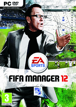 FIFA Manager 12 PC Games Cover Art