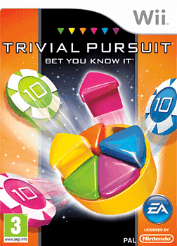 Trivial Pursuit: Bet You Know It Wii Cover Art