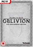 The Elder Scrolls IV: Oblivion 5th Anniversary Edition PC Games